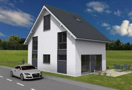 +++ attraktiv geplantes freistehendes Einfamilienhaus in Randlage +++