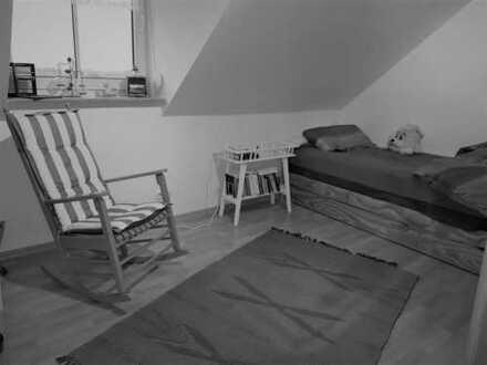 Gemütliche 3-Raum-DG-Wohnung mit Balkon in Werben (Spreewald)