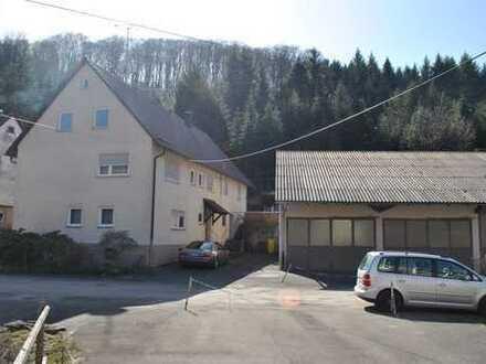 Bauernhof mit Maschinenhalle u. Stallung in Kurzach zu verkaufen