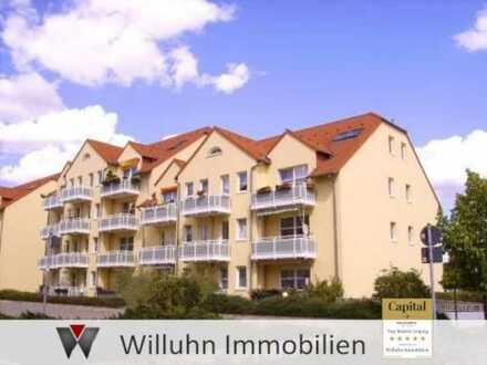 FÜR Anleger - Vermietete Wohnung mit Hobbyraum - Balkon - PKW-Stellplatz