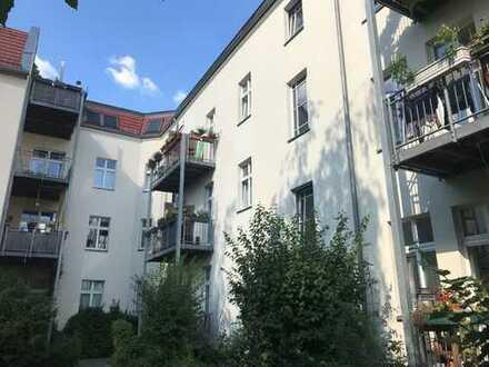 2- Zimmer - Kapitalanlage in Babelsberger Altbau