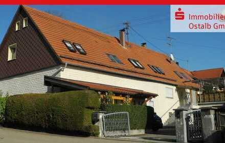 Zweifamilienhaus auf dem Härtsfeld sucht neuen Eigentümer