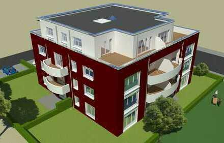 Penthouse-Wohnung in Dortmund Brechten, Baubeginn ist erfolgt