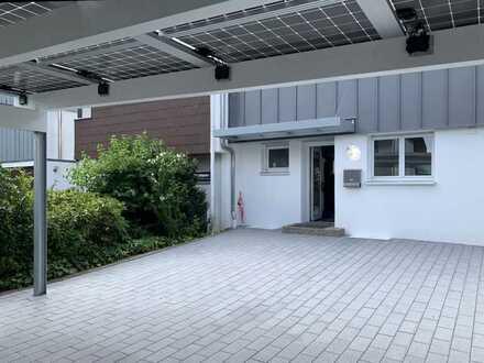 Reihenhaus- komplett modernisiert mit 2 Bädern, Garten, Balkon und Hobbyraum