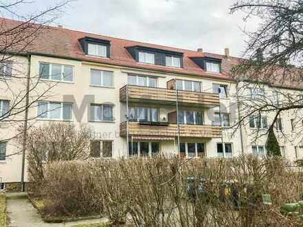 Für Eigennutzer! Attraktive 3 Zi.-ETW mit großem Balkon in Leipzig-Eutritzsch