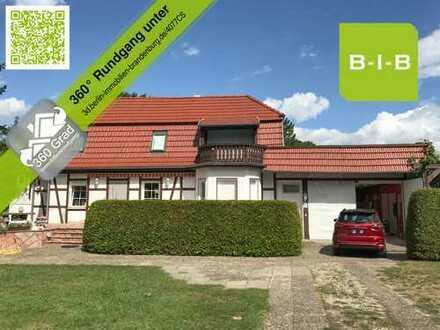 Einfamilienhaus auf großem Grundstück in Woltersdorf! Sanierungsobjekt! Preis VB