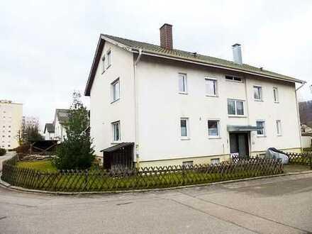 Vier x 3-Zimmer-Wohnungen mit Balkon,Einbauküche in Schopfheim Fahrnau + 2 kleinere Wohnungen im DG