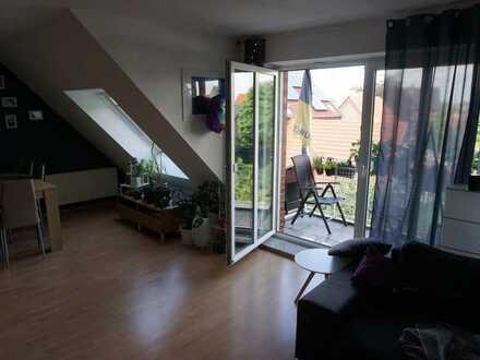 Ansprechende 3-Zimmer-Wohnung mit Balkon in Ascheberg