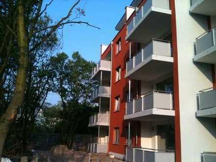 Komplett ausgestattete, top geschnittene 2-Raum-Wohnung mit Balkon