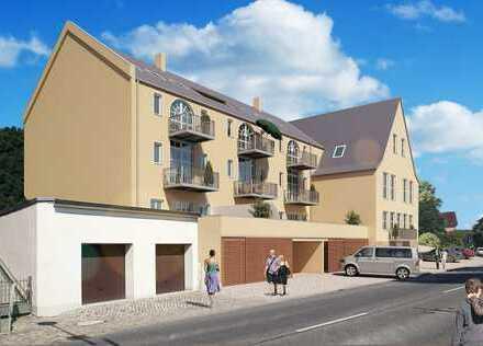 Unverbaubarer Elbblick- Wohnung über drei Etagen in historischen Mauern - provisionsfrei
