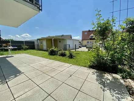 Traumhafte Garten -Maisonette Wohnung, EBK, Garage und Wintergarten inAltdorf