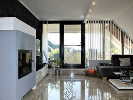 hochwertige Maisonettewohnung mit luxuriöser Ausstattung