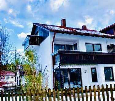 Gepflegte Doppelhaushälfte in toller Lage in Buchenberg