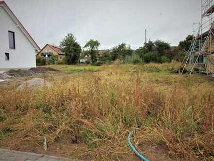 Wunderschönes Grundstück für Einfamilienhaus in Ensingen