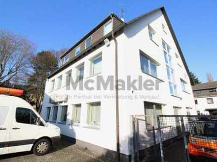 TOP vielseitig nutzbares Büro- und Wohngebäude mit moderner Halle in Hilden!