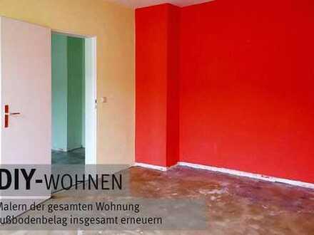 DIY-4-Raum in Citynaehe+++Familiendomizil selbst gestalten+++Miete sparen