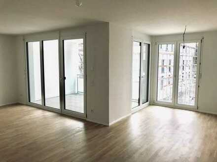 NEUBAU: gemütliche 2-Zimmer Wohnung mit Balkon und TG-Stellplatz