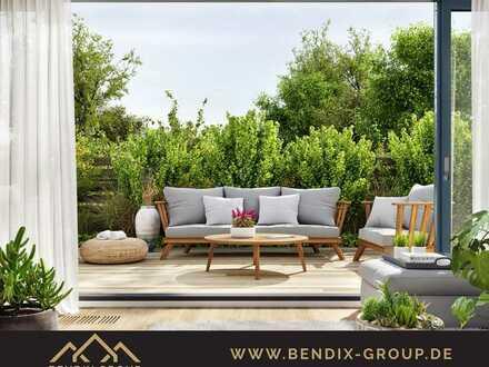 Maisonette mit luxuriöser Ausstattung im Grünen gelegen I Hohe Denkmal-Afa I Balkon I provisionsfrei
