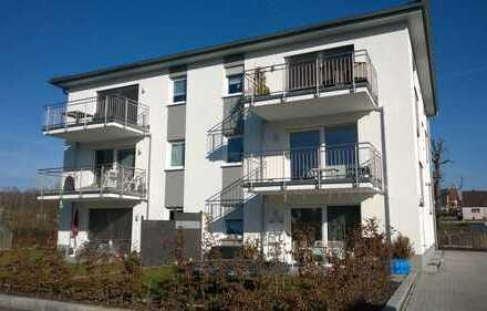 Neuwertige 3-Zimmer-Wohnung mit Terrasse in Heroldsbach