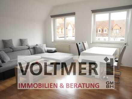 GEMÜTLICHKEIT Helle Dachgeschosswohnung mit Aufzug in Bexbach