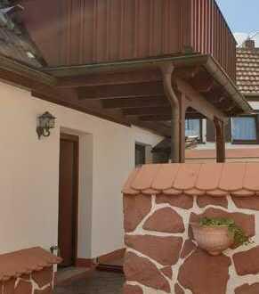 Freistehendes 3-Zimmer-Einfamilienhaus mit EBK in Heßheim