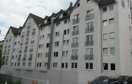 1-Zimmer Appartment in Top Lage (Lindenhof), frei ab sofort.