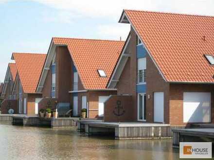 1a-Kapitalanlage! 5 Doppelhaushälften direkt am Wasser!
