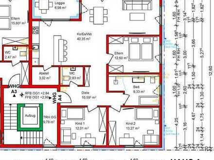 Besser als Reihenhaus - Familien aufgepasst ! 4 Zimmer Neubau zum 01.11.21