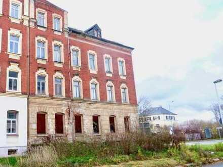 Sanierungsbedürftiges Mehrfamilienhaus mit fertiger Projektplanung für 6 Wohneinheiten in Chemnitz!