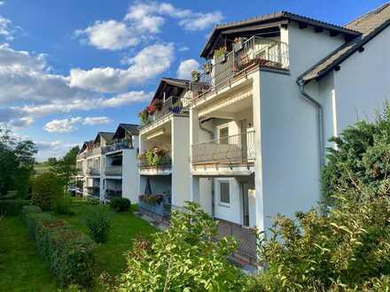 Ansprechende 4-Zimmer-EG-Wohnung mit Balkon in Wildenfels