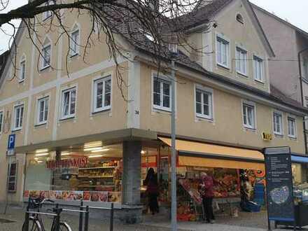 Helle 2,5 Zimmer Wohnung im Stadtzentrum von Leutkirch