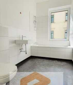 Hochwertige Einbauküche & Tageslichtbad erwarten Sie in diesem Erstbezug im Denkmal