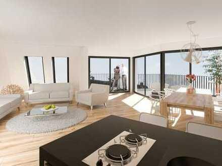 18 innovative, hochmoderne Neubau-Eigentumswohnungen in der Riederbergstraße