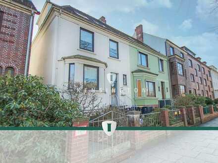 Schöne Maisonette Wohnung samt Balkon und Terrasse mitten in Walle - aktuell vermietet