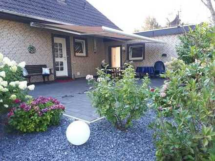 Eckfleth, 14 km bis Oldenburg-City, 75 m², 3ZKB, EBK, Terrasse, Garten, Garage