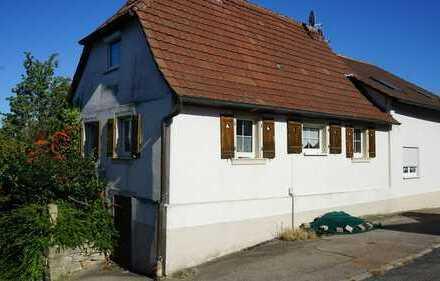 Einfamilienhaus in Bad Rappenau-OT mit Garten