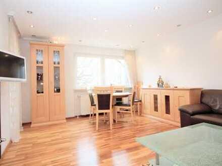 !! Neu renovierte, charmante 3-Zimmer-Wohnung mit Einbauküche in ruhiger Lage !!