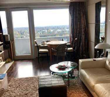 *Perfektes Single-Appartement - mit Pool & Alpenblick, edel möbliert*