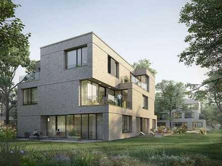 Erleben Sie Wohnen, das seiner Zeit voraus ist! 4-Zimmer-Wohnung mit Terrasse in exzellenter Lage