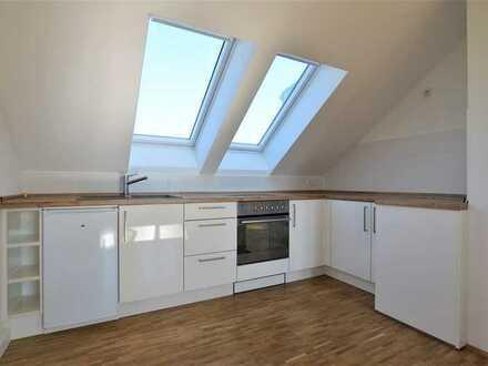 Modern Wohnen - Parkett - Einbauküche und gehobene Ausstattung - möbliert - top Anbindung zur A8