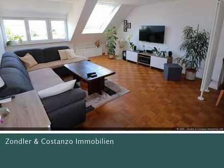 * TOP! Hochwertig sanierte 3-Zi.-Wohnung mit EBK + TL-Bad + Pkw-Stpl. in S-Untertürkheim *