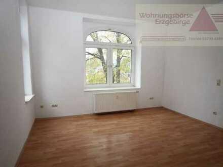Kleine Single-Wohnung in Geyer!!