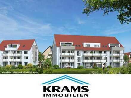 Geräumige 4-Zimmer-Wohnung mit Südbalkon in Grafenbergs Neuer Mitte!