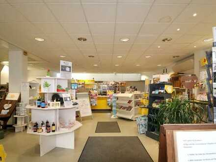 Großzügige Ladenfläche in zentraler Lage in Münsingen zu vermieten