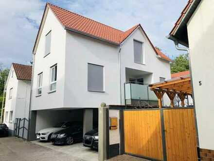 Erstbezug 3-Zimmer-Maisonette-Wohnung im Wohnhausstil in Bellheim
