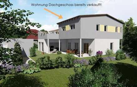 Neubau - Erstbezug: 3Zimmer Wohnung mit einladender Terrasse am Ortsrand/Mittelfischach.