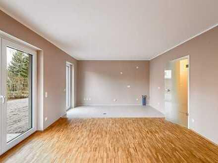 Erdgeschosswohnung 3 Zimmer mit Garten Parkett Fußbodenheizung uvm.