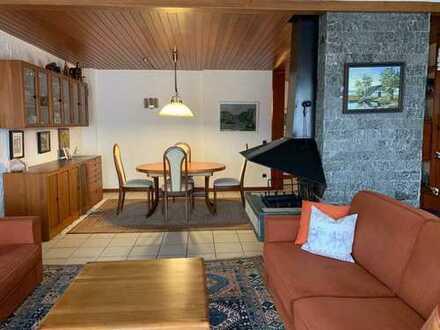 Wohlfühlen leicht gemacht - Top 3,5-ZKB-Wohnung plus Gartenzimmer im 5-Fam.-Haus
