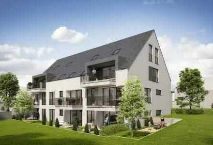 Sonne pur! Eigentumswohnung in effizientem KfW 55 Neubau!