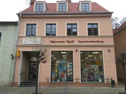 modernisierte 2-Zimmer-Wohnung am Kirchplatz in Gransee